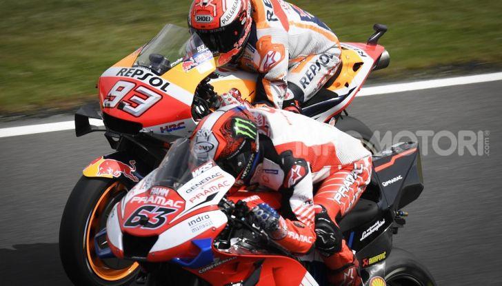 MotoGP 2019 Australia Phillip Island Marquez Bagnaia