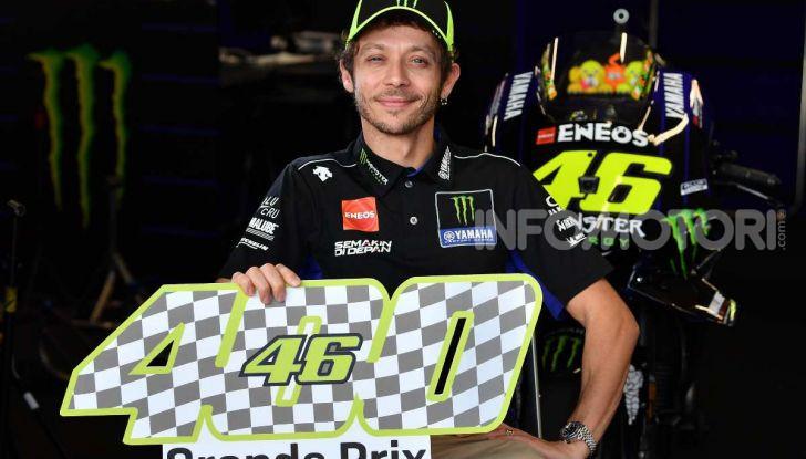 MotoGP 2019 Valentino Rossi 400 GP