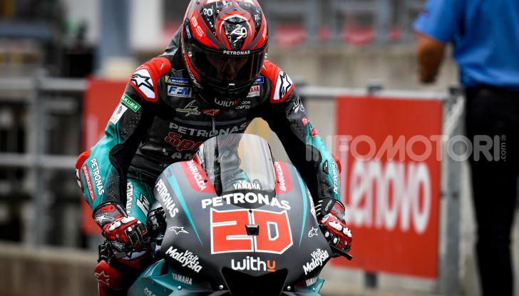 MotoGP Giappone Motegi 2019 Fabio Quartararo Yamaha