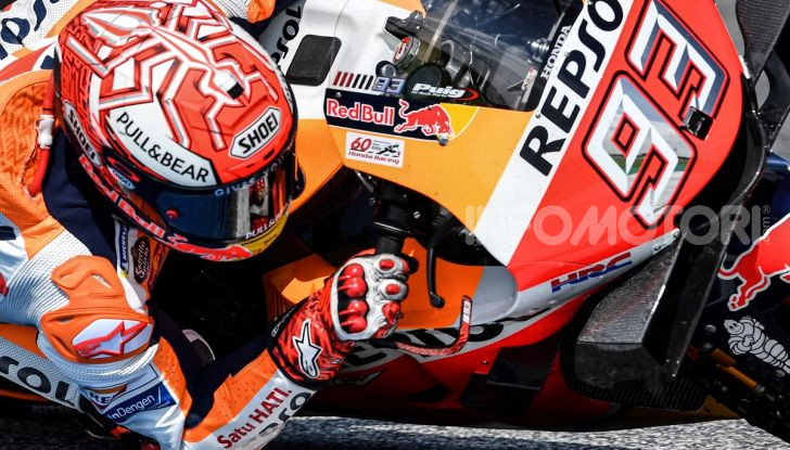 MotoGP Giappone Motegi 2019 Marc Marquez