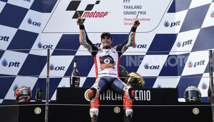 Marc Marquez Campione del Mondo MotoGP 2019