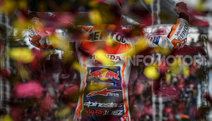 Marc Marquez World Champion 2019 MotoGP