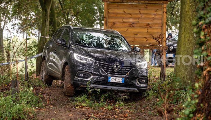 Renault Kadjar 4x4 Black Edition, offroad