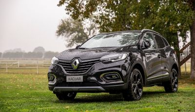 Renault Kadjar 4x4 Black Edition: in arrivo la versione speciale da fuoristrada