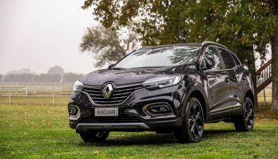 Renault Kadjar 4×4 Black Edition: in arrivo la versione speciale da fuoristrada