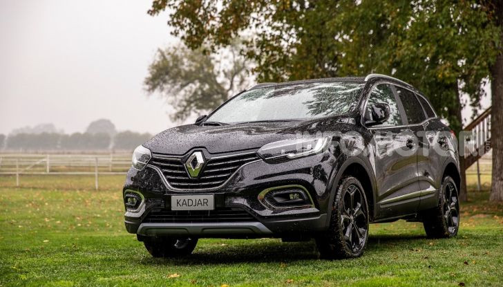 Renault Kadjar 4x4 Black Edition