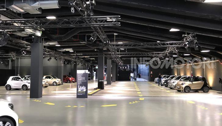 Nuove smart fortwo EQ e forfour EQ: le citycar ora solo elettriche - Foto 10 di 10