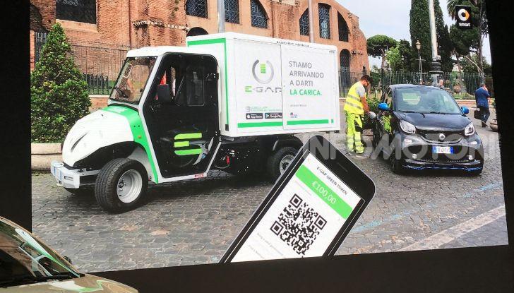 Nuove smart fortwo EQ e forfour EQ: le citycar ora solo elettriche - Foto 8 di 10