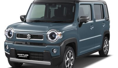 Suzuki: tutte le novità in mostra al Tokyo Motor Show 2019