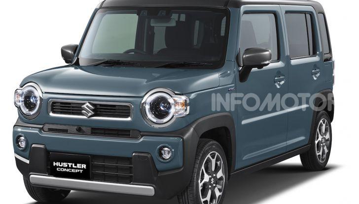 Suzuki: tutte le novità in mostra al Tokyo Motor Show 2019 - Foto 10 di 18