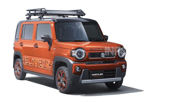 Suzuki: tutte le novità in mostra al Tokyo Motor Show 2019 - Foto 13 di 18