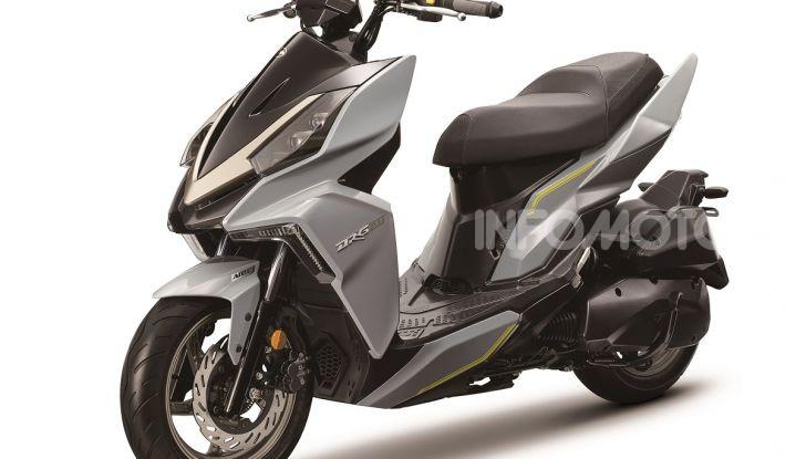SYM: Tutte le novità moto e scooter presentate ad EICMA 2019 - Foto 2 di 68