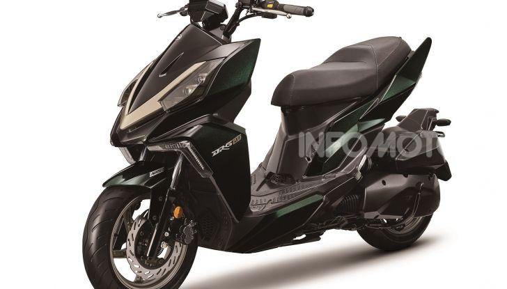 SYM: Tutte le novità moto e scooter presentate ad EICMA 2019 - Foto 3 di 68