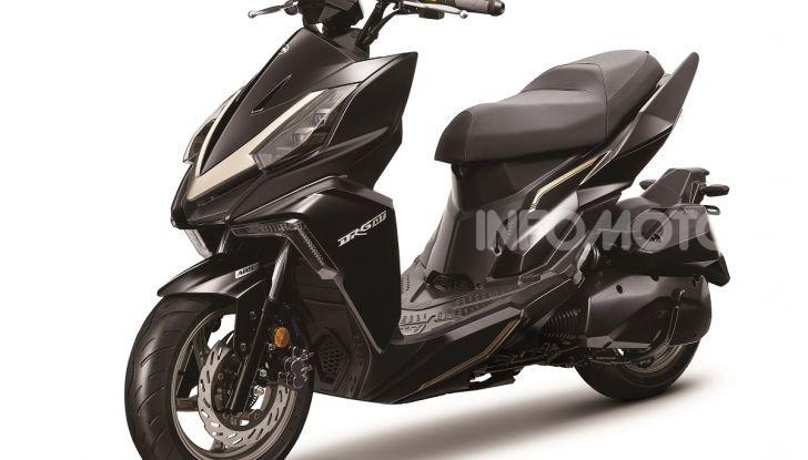 SYM: Tutte le novità moto e scooter presentate ad EICMA 2019 - Foto 4 di 68