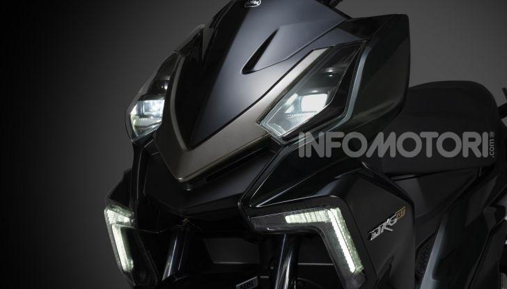 SYM: Tutte le novità moto e scooter presentate ad EICMA 2019 - Foto 6 di 68