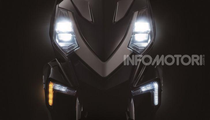 SYM: Tutte le novità moto e scooter presentate ad EICMA 2019 - Foto 7 di 68