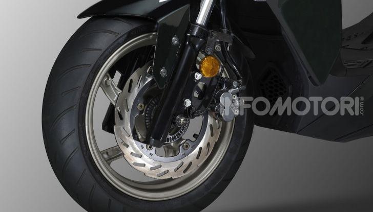 SYM: Tutte le novità moto e scooter presentate ad EICMA 2019 - Foto 8 di 68