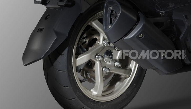 SYM: Tutte le novità moto e scooter presentate ad EICMA 2019 - Foto 9 di 68