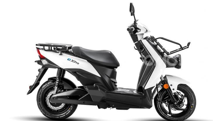 SYM: Tutte le novità moto e scooter presentate ad EICMA 2019 - Foto 15 di 68