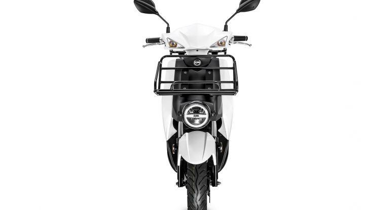 SYM: Tutte le novità moto e scooter presentate ad EICMA 2019 - Foto 16 di 68