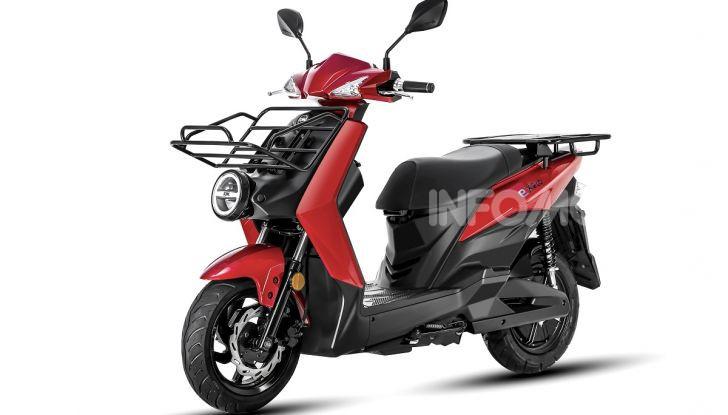 SYM: Tutte le novità moto e scooter presentate ad EICMA 2019 - Foto 18 di 68