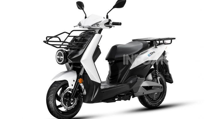 SYM: Tutte le novità moto e scooter presentate ad EICMA 2019 - Foto 14 di 68