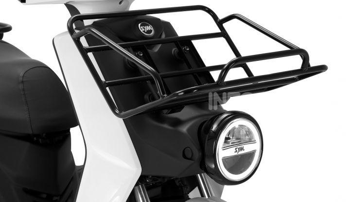 SYM: Tutte le novità moto e scooter presentate ad EICMA 2019 - Foto 21 di 68