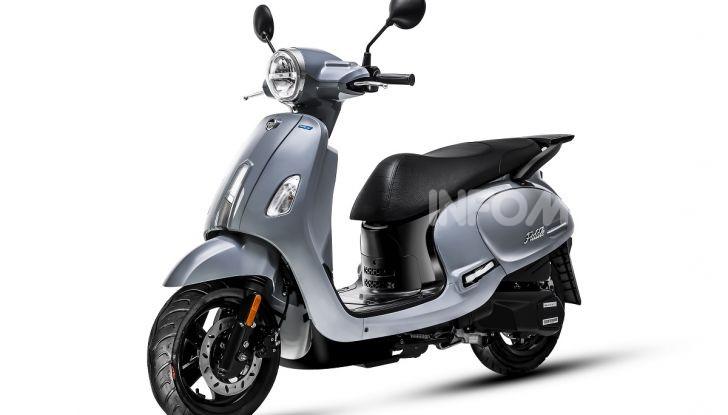 SYM: Tutte le novità moto e scooter presentate ad EICMA 2019 - Foto 26 di 68