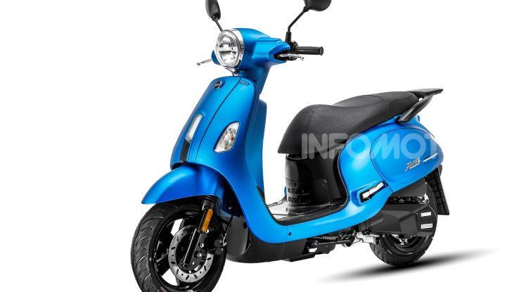 SYM: Tutte le novità moto e scooter presentate ad EICMA 2019 - Foto 27 di 68