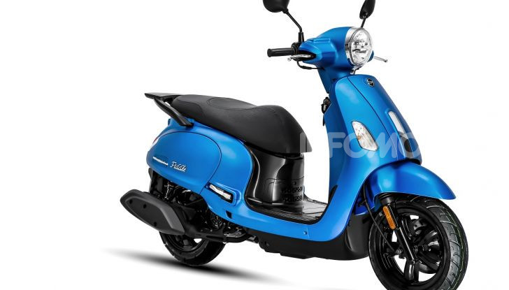 SYM: Tutte le novità moto e scooter presentate ad EICMA 2019 - Foto 28 di 68