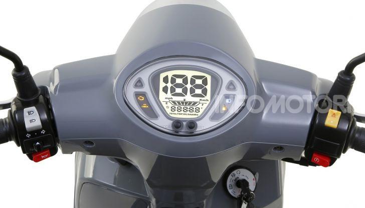 SYM: Tutte le novità moto e scooter presentate ad EICMA 2019 - Foto 29 di 68