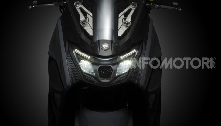SYM: Tutte le novità moto e scooter presentate ad EICMA 2019 - Foto 33 di 68