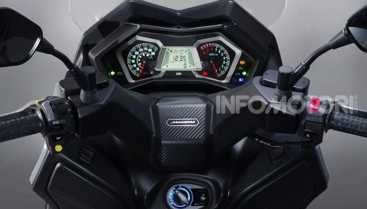 SYM: Tutte le novità moto e scooter presentate ad EICMA 2019 - Foto 34 di 68