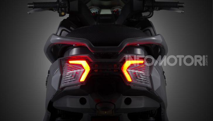 SYM: Tutte le novità moto e scooter presentate ad EICMA 2019 - Foto 35 di 68