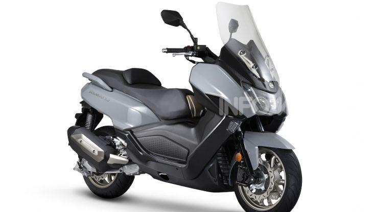 SYM: Tutte le novità moto e scooter presentate ad EICMA 2019 - Foto 31 di 68