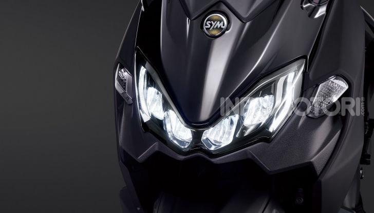 SYM: Tutte le novità moto e scooter presentate ad EICMA 2019 - Foto 45 di 68