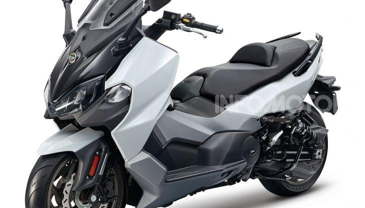 SYM: Tutte le novità moto e scooter presentate ad EICMA 2019 - Foto 37 di 68