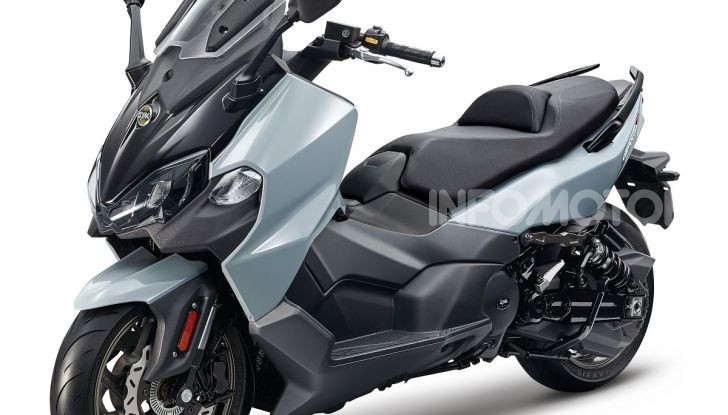 SYM: Tutte le novità moto e scooter presentate ad EICMA 2019 - Foto 38 di 68