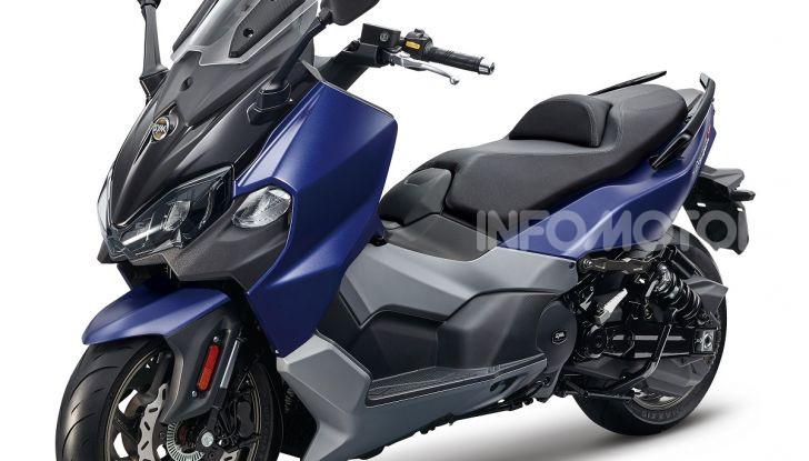 SYM: Tutte le novità moto e scooter presentate ad EICMA 2019 - Foto 39 di 68
