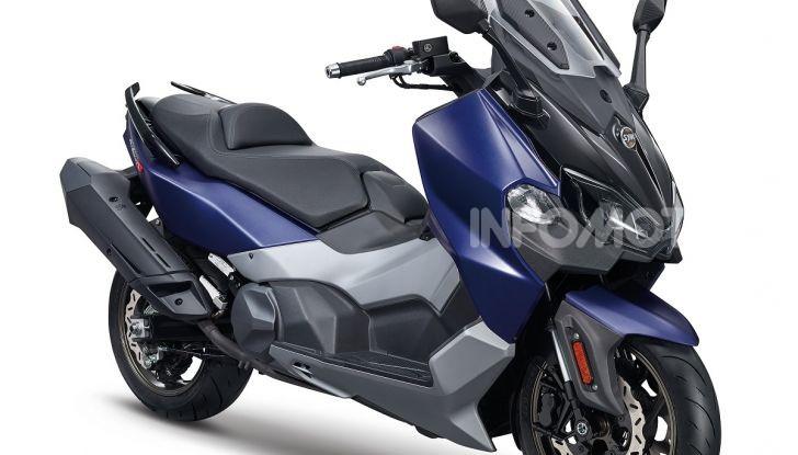 SYM: Tutte le novità moto e scooter presentate ad EICMA 2019 - Foto 40 di 68