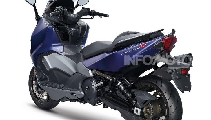 SYM: Tutte le novità moto e scooter presentate ad EICMA 2019 - Foto 41 di 68
