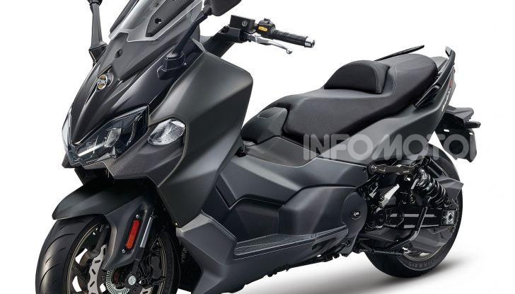 SYM: Tutte le novità moto e scooter presentate ad EICMA 2019 - Foto 36 di 68
