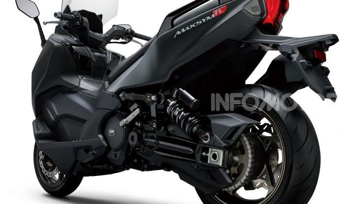 SYM: Tutte le novità moto e scooter presentate ad EICMA 2019 - Foto 43 di 68