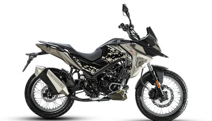 SYM: Tutte le novità moto e scooter presentate ad EICMA 2019 - Foto 51 di 68