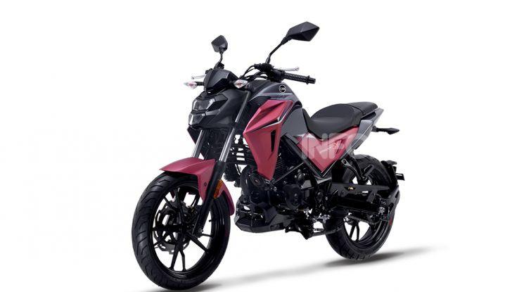 SYM: Tutte le novità moto e scooter presentate ad EICMA 2019 - Foto 57 di 68