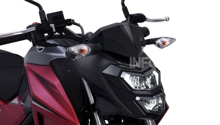 SYM: Tutte le novità moto e scooter presentate ad EICMA 2019 - Foto 61 di 68