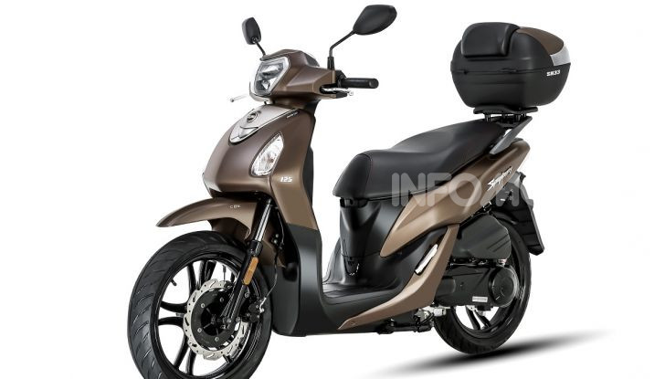 SYM: Tutte le novità moto e scooter presentate ad EICMA 2019 - Foto 64 di 68