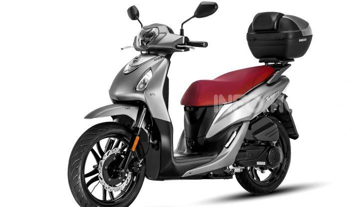 SYM: Tutte le novità moto e scooter presentate ad EICMA 2019 - Foto 65 di 68