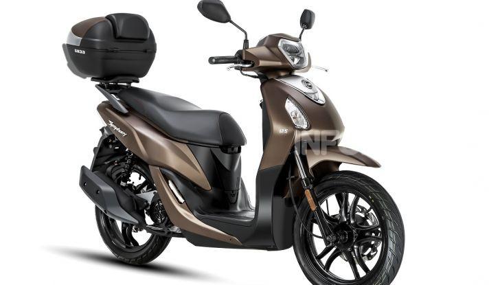 SYM: Tutte le novità moto e scooter presentate ad EICMA 2019 - Foto 66 di 68