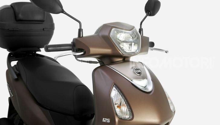 SYM: Tutte le novità moto e scooter presentate ad EICMA 2019 - Foto 63 di 68